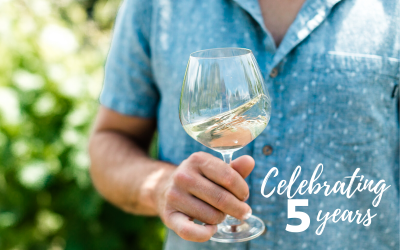 Kamloops Wine Trail 5 Year Anniversary Event