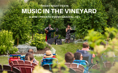 Music in the Vineyard at Privato