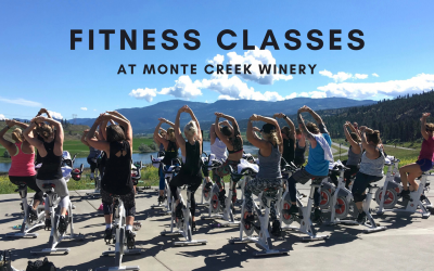 Fitness Classes at Monte Creek Ranch Winery