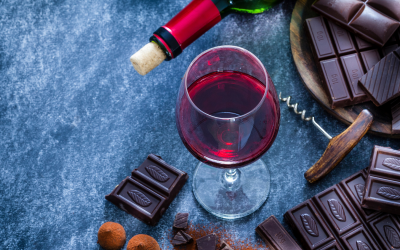 Wine & Chocolate – Pairing for Passion